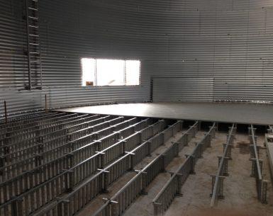 bin flooring system